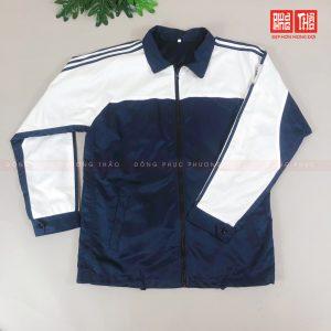 áo khoác đồng phục trường THPT Việt Đức