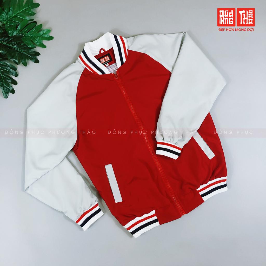 áo khoác đồng phục An Dương