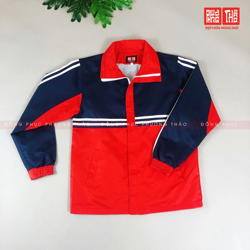 áo khoác đồng phục Lê Quý Đôn cấp 2