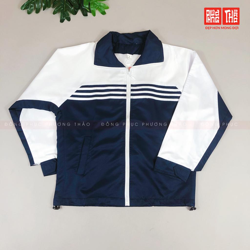 áo khoác đồng phục Thăng Long cấp 3