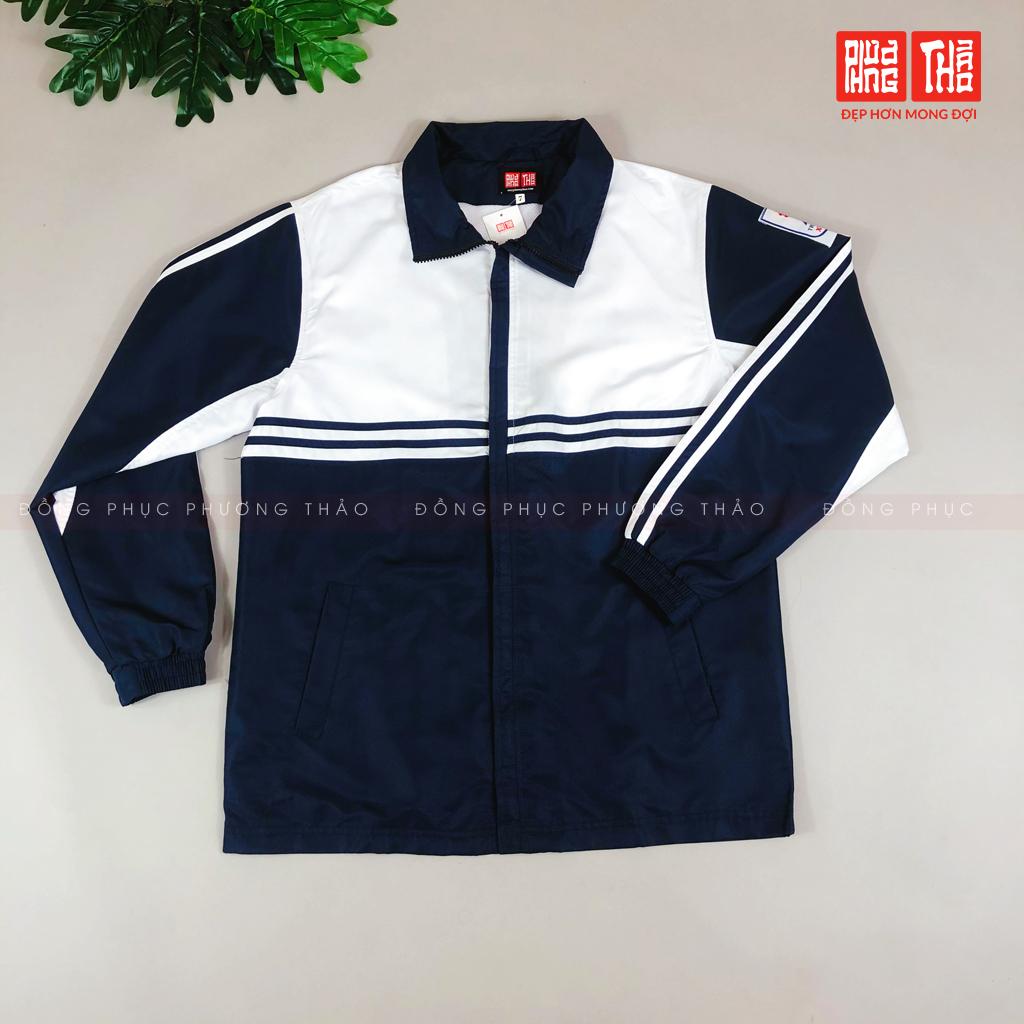 áo khoác đồng phục trường Xuân Đỉnh cấp 2