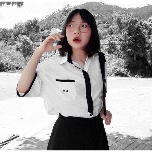Sơ Mi luôn là lựa chọn hàng đầu dành cho đồng phục học sinh
