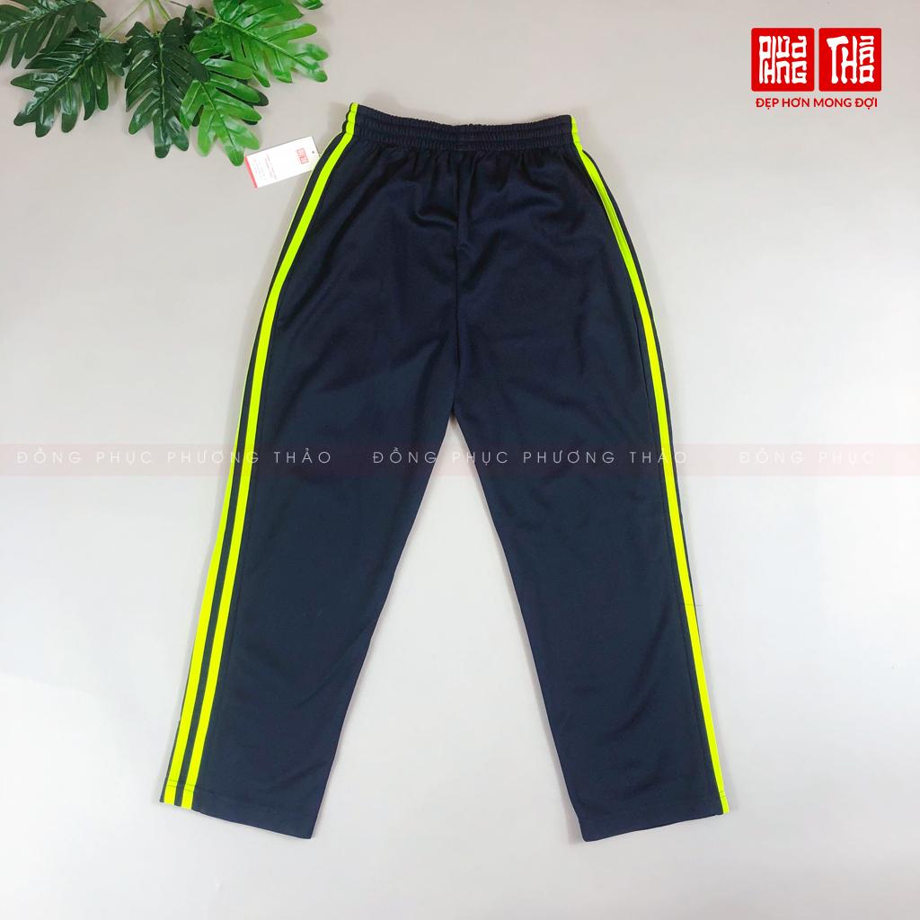 Quần thể thao đồng phục Nguyễn Tri Phương cấp 2