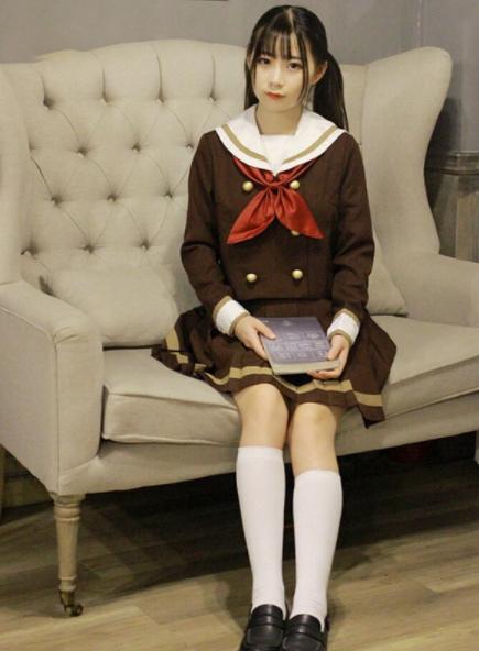 đồng phục học sinh nữ nhật bản