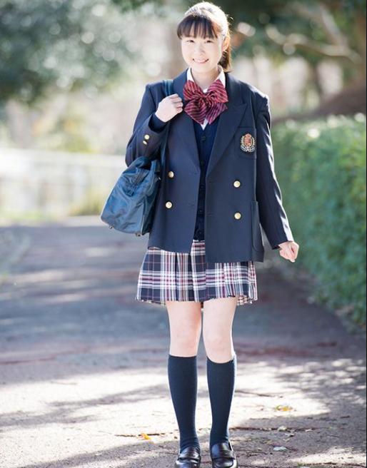 đồng phục học sinh Nhật