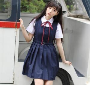 đồng phục học sinh Nhật Bản